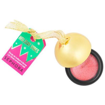 SEPHORA COLLECTION Mini Holiday Vibes Lip Gloss Ornament