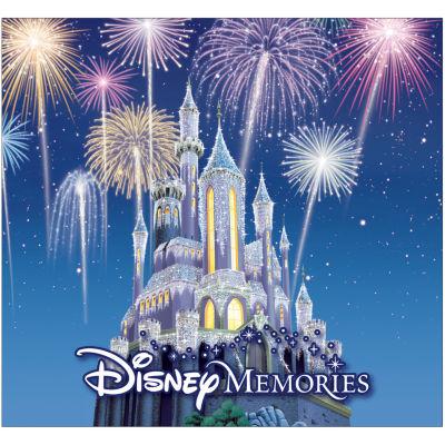 Disney Memories Postbound Album
