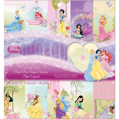 "Disney Collection 12x12"" Paper Pad"