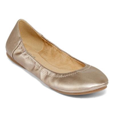a.n.a Womens Ballet Flats