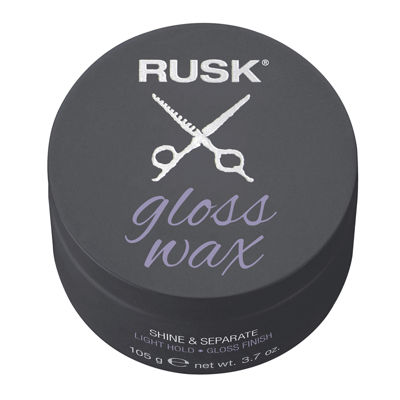 Rusk® Gloss Wax - 3.7 oz.