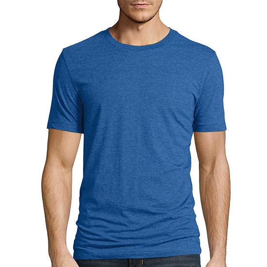 ba62d8901b2 Arizona Short Sleeve Crew Neck T Shirt JCPenney