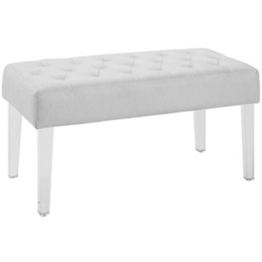 Eleanor Tufted Bench