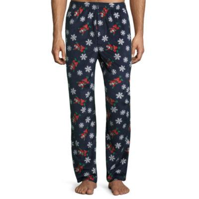St. John's Bay® Microfleece Pajama Pants