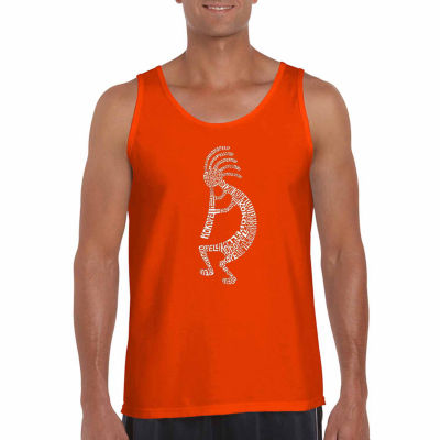 Los Angeles Pop Art Men's Kokopelli Tank Top