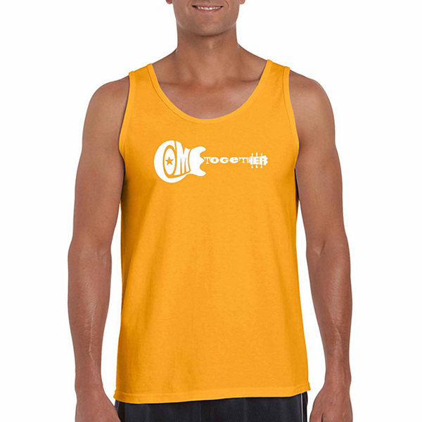 Los Angeles Pop Art Men's Come Together Tank Top