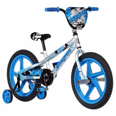 "Mongoose Stun 18"" Boys Bike"