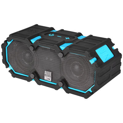 Altec Lansing IMW477 Waterproof Mini Life Jacket 2 Floating Portable Speaker