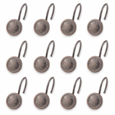 Elegant Touch Up Shower Curtain Hooks