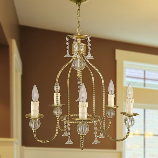 Dale Tiffany™ Shawnee Chandelier