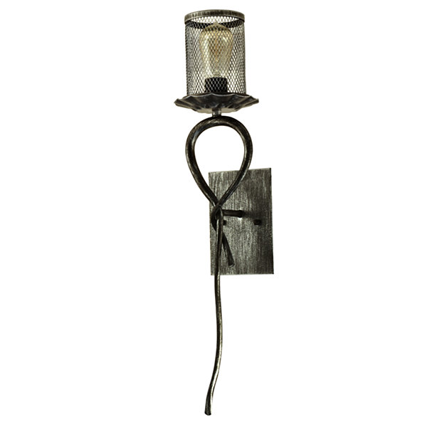 Dale Tiffany™  LED Ernie Wall Sconce With Bulb