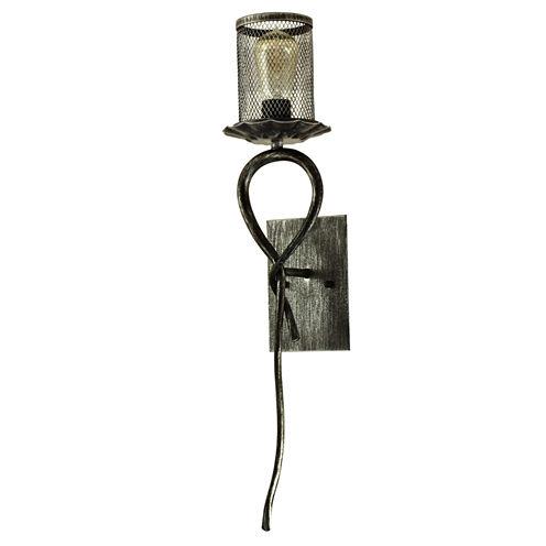 Dale Tiffany™  LED Ernie Wall Sconce With Bulb