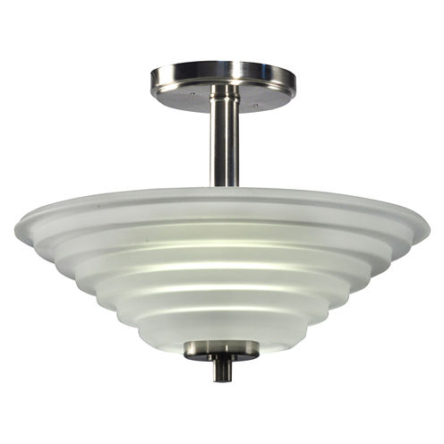 Dale Tiffany™ LED Houston Crystal Flush Mount