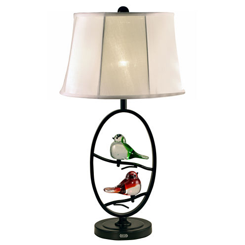 Dale Tiffany™ LED Finch Oval Table Lamp