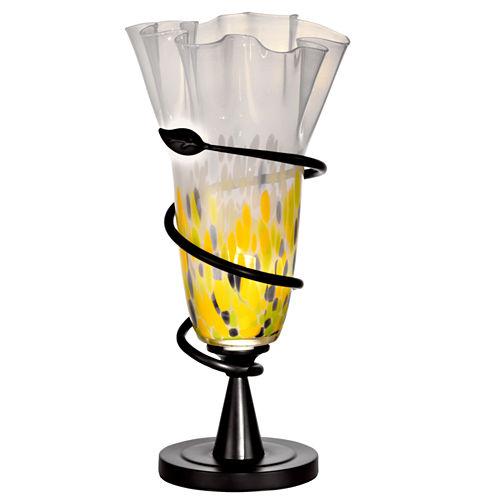 Dale Tiffany™ LED Spiral  Leaf Desk Lamp