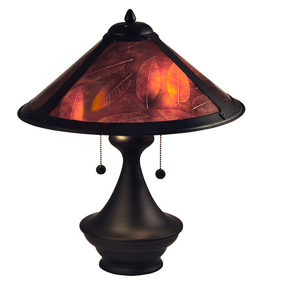 Dale Tiffany™ Chalton Mica Table Lamp