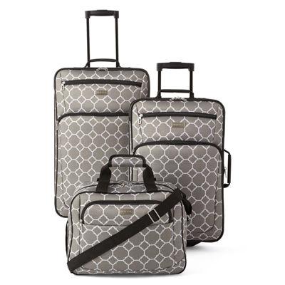 Protocol® Richardson 3-pc. Luggage Set