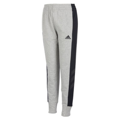 Adidas Knit Jogger Pants Big Kid Boys Jcpenney