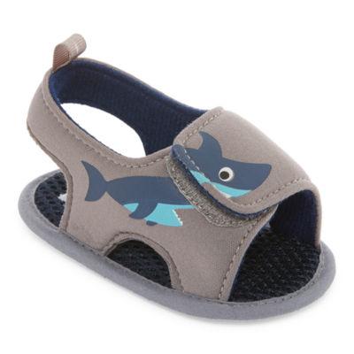Okie Dokie Baby Boys Crib Shoes