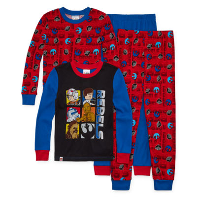 Boys 4-pc. Lego Pajama Set