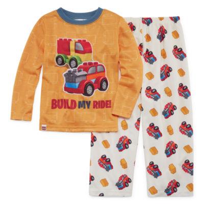 Sleepwear 2-pc. Lego Pajama Set - Toddler Boys