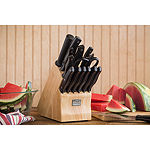 Chicago Cutlery 15-pc. Knife Block Set