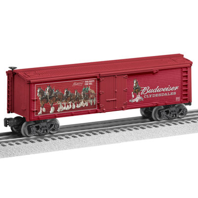 Lionel Trains  Anheuser-Busch Clydesdales Reefer