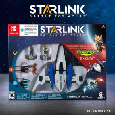 Nintendo Switch Starlink: Battle For Atlas Starter Pack Video Game