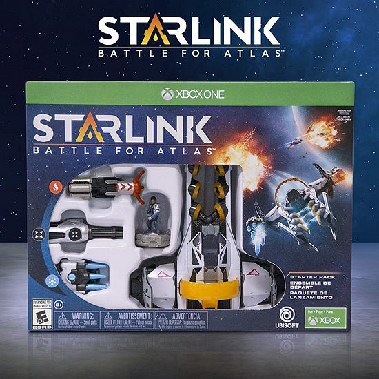 Xbox One Starlink Battle For Atlas Starter Pack Video Game