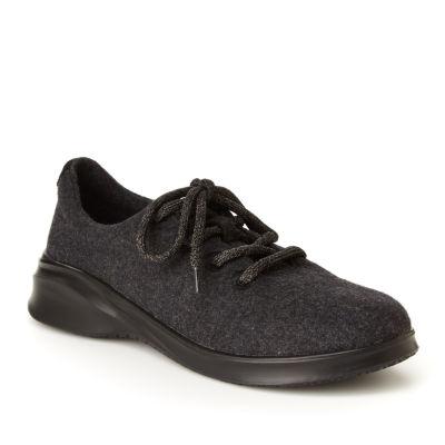 J Sport By Jambu Womens Crane Oxford Shoes Lace-up Round Toe