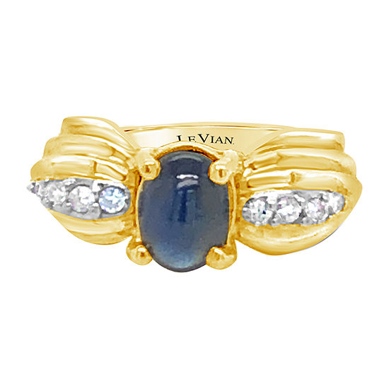 Le Vian Grand Sample Sale™ Ring featuring Blueberry Sapphire™ Nude Diamonds™ set in 14K