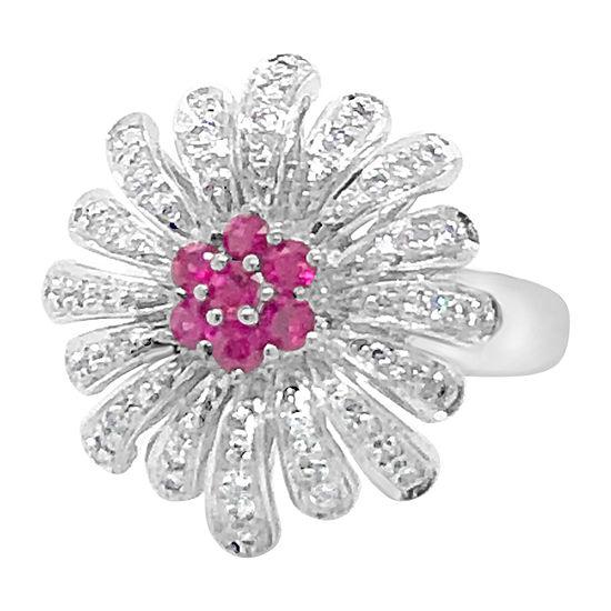 Le Vian Grand Sample Sale™ Ring featuring Passion Ruby™ Vanilla Diamonds® set in 18K Vanilla Gold®