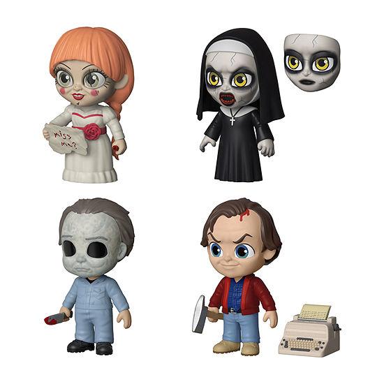 Funko 5 Star Movies Horror Classic Collectors Set - Annabella The Nun Halloween Michael Myer The Shining Jack Torrance