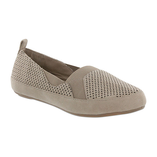 Mia Amore Womens Alison Loafers Round Toe