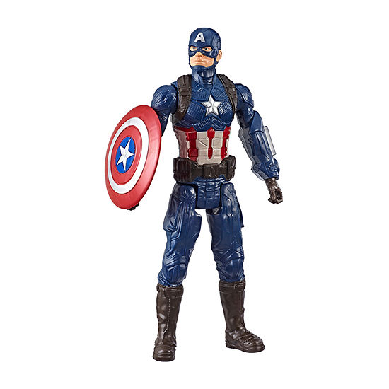 Titan Hero Captain America