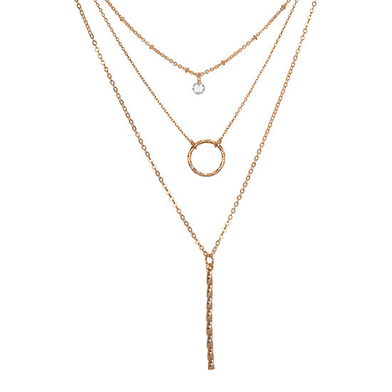 Delicates 16 Inch Link Round Chain Necklace