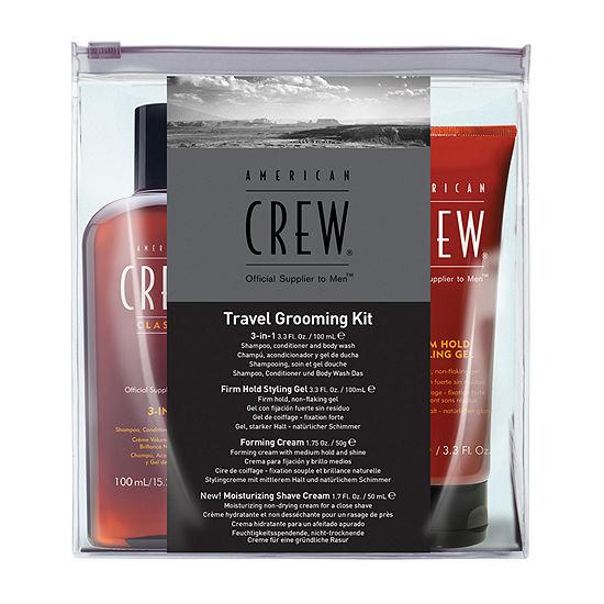 American Crew 4-pc. Value Set - 10 oz.