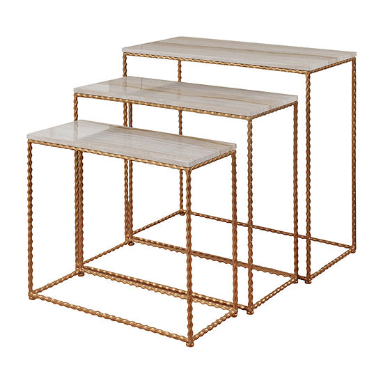 3-Piece Console Table