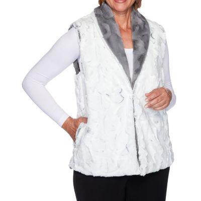 Alfred Dunner Knightsbridge Station Womens Vest