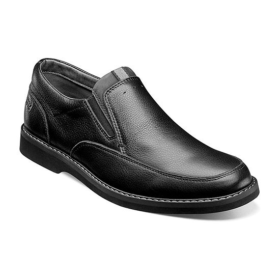 Nunn Bush Mens Barklay Slip-On Shoe