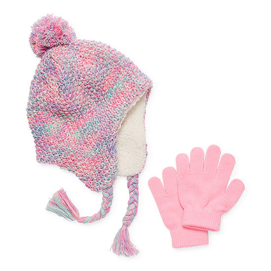 Capelli of N.Y. Little & Big Girls 2-pc. Cold Weather Set