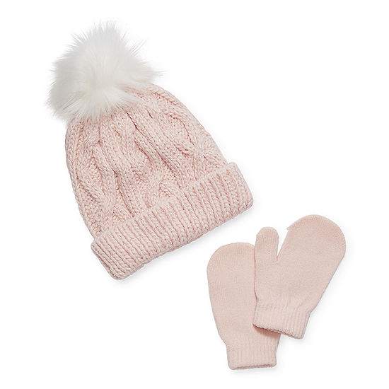 Capelli of N.Y. Toddler Girls 2-pc. Cold Weather Set