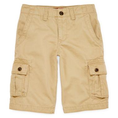 jcpenney.com | Arizona Cargo Shorts - Boys 8-20, Slim and Husky