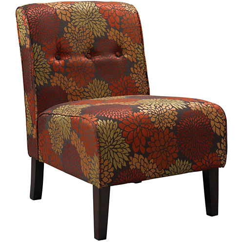 Shaina Upholstered Accent Chair