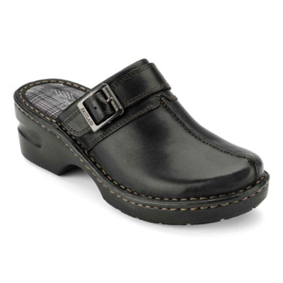Eastland® Mae Womens Leather Clogs