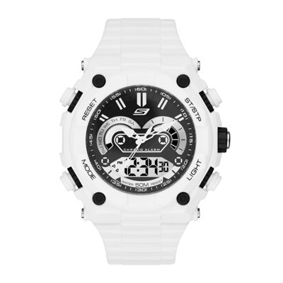 Skechers® Performance Mens Digital Chronograph Watch with Positive Display