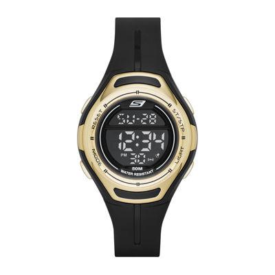 Skechers® Performance Womens Sport Digital Chronograph Watch