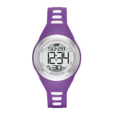 Skechers® Performance Womens Sport Chronograph Watch