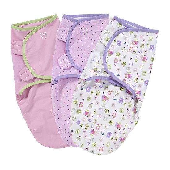 Summer Infant Who Loves You 3-pc. Swaddle Blanket