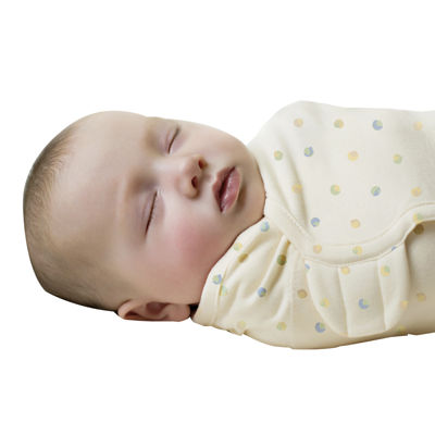 Summer Infant® SwaddleMe® Blanket - Dots